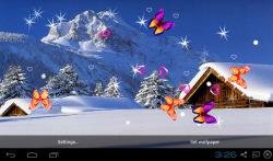 3D Winter Snow Live Wallpapers screenshot 4/4