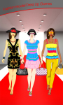 Fashion Model Dress Up Games screenshot 1/6
