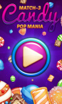 Candy Pop Mania Match 3 screenshot 1/3