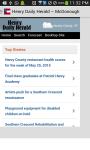 News Zone - Georgia screenshot 4/4