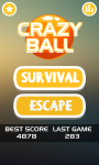 Crazy Ball : Swipe and Collect screenshot 1/4