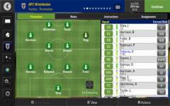 Football Manager Handheld 2015 great screenshot 4/6