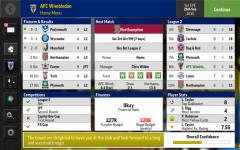 Football Manager Handheld 2015 great screenshot 5/6