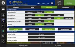 Football Manager Handheld 2015 great screenshot 6/6