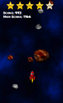 Asteroid Dodger screenshot 2/5