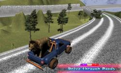Wild Animals Police Transport screenshot 2/3