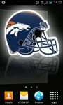 Denver Broncos NFL Live Wallpaper screenshot 2/2