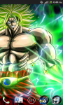 broly livewallpaper screenshot 2/4