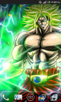 broly livewallpaper screenshot 3/4