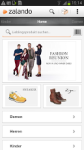 Zalando Mobile screenshot 1/5