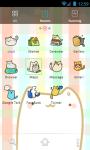Cute Cats GO Launcher Theme screenshot 1/4