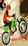 Bike Stunnter screenshot 1/2