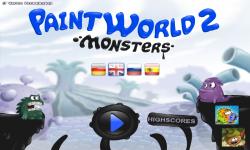 Paintworld 2 screenshot 1/5