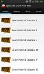 South Park Episodes Beta screenshot 1/6