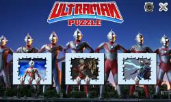 Ultraman Puzzle screenshot 1/5