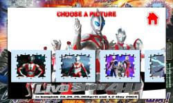 Ultraman Puzzle screenshot 3/5