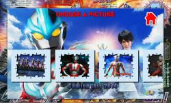 Ultraman Puzzle screenshot 4/5