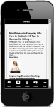 Mindfull Meditation screenshot 2/4