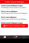 Uchiha Sasuke Shippuden Wallpaper Images screenshot 2/6