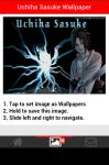 Uchiha Sasuke Shippuden Wallpaper Images screenshot 4/6