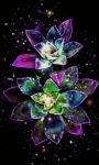 Colorful Magical Flower Live Wallpaper screenshot 1/3