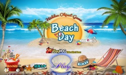 Free Hidden Object Games - Beach Day screenshot 1/4