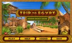 Free Hidden Object Games - Trip To Egypt screenshot 1/4