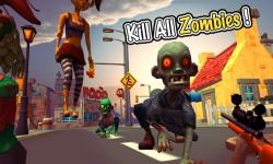 Zombie Town Sniper Shooting screenshot 1/2