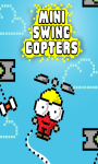 Mini Swing Copters – Free screenshot 1/5