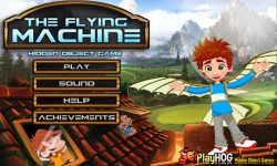 Free Hidden Object Games - The Flying Machine screenshot 1/4