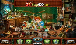 Free Hidden Object Games - The Flying Machine screenshot 3/4