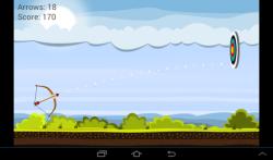 The Archery game screenshot 1/4