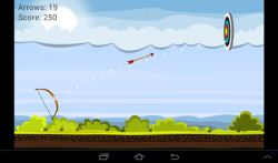The Archery game screenshot 2/4