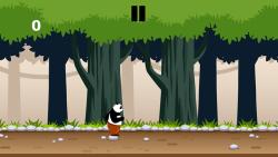 Panda Run Jungle screenshot 1/4