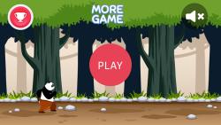 Panda Run Jungle screenshot 2/4