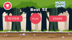 Panda Run Jungle screenshot 3/4
