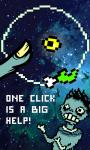 Pixel Zombie Pong Galaxy screenshot 3/4