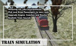 Metro Train Simulator 2016 3D screenshot 1/5