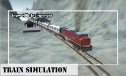 Metro Train Simulator 2016 3D screenshot 2/5