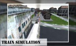 Metro Train Simulator 2016 3D screenshot 4/5