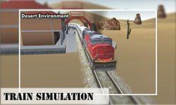 Metro Train Simulator 2016 3D screenshot 5/5
