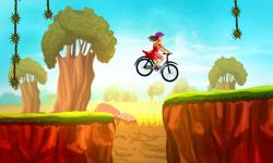 Bike Girl City Rush screenshot 1/3