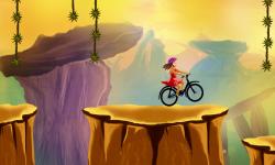 Bike Girl City Rush screenshot 3/3