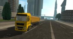 Truck Simulator  City screenshot 3/3