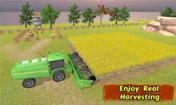 Farming Harvester Season 2016 screenshot 4/6