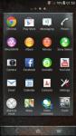 Xperia thema Rusty active screenshot 1/6