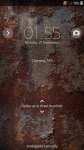 Xperia thema Rusty active screenshot 3/6