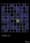 Sudoku Linux screenshot 1/1