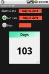 Day Date Calc screenshot 2/3