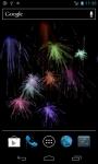 Fireworks Live Wallpaper HD screenshot 3/6